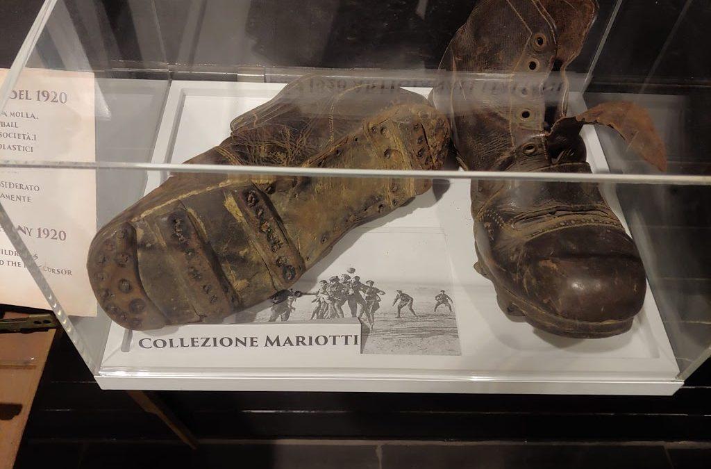 Gli scarpini di calcio evoluzione tecnica e di marketing
