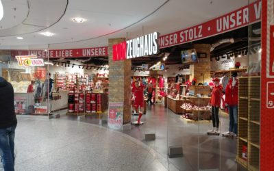 Berlino : come Union, Herta e Eisbaren fanno merchandising