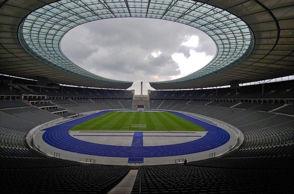 Interessante visita dell'Olympiastadion