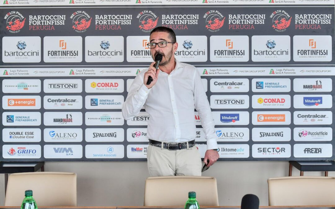 Federico Noia Wealthplanet Perugia Volley